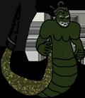 Warror Gorgon
